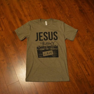 Jesus Is My Jam - T-shirt