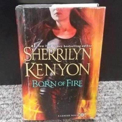 Born of Fire by Sherrilyn Kenyon