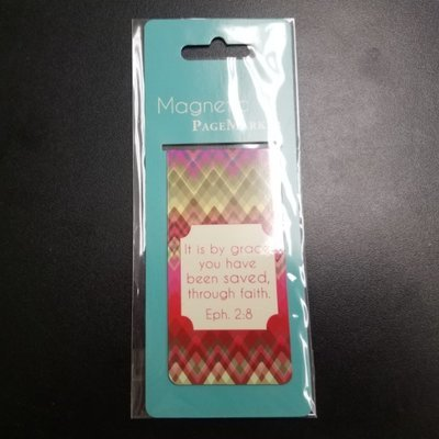 Magnetic Bookmarks - Epheisians 2:8
