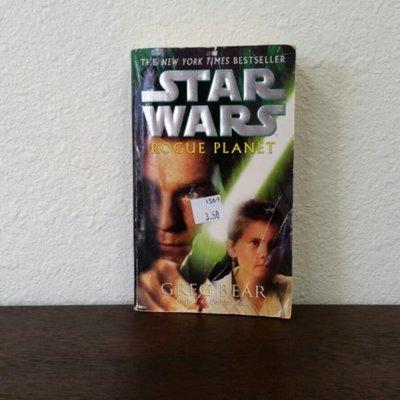 Star Wars: Rogue Planet by Greg Bear