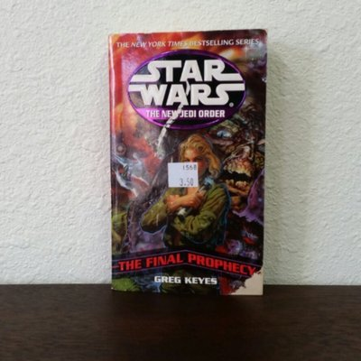 Star Wars: The New Jedi Order - The Final Prophecy by Greg Keyes