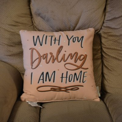 With You Darling I Am Home Primitives by Kathy pillow