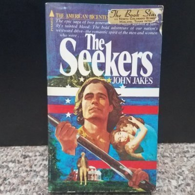The Seekers by John Jakes - PB