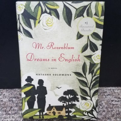 Mr. Rosenblum: Dreams in English by Natasha Solomons