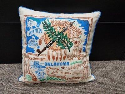 Oklahoma Pillow Primitives By Kathy