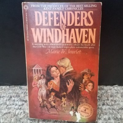 Defenders of Windhaven by Marie de Jourlet