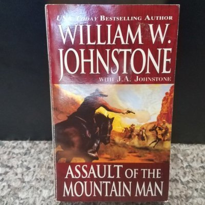 Assault of the Mountain by William W. Johnstone with J.A. Johnstone