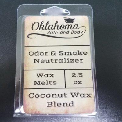 Wax Melt - Odor & Smoke Neutralizer