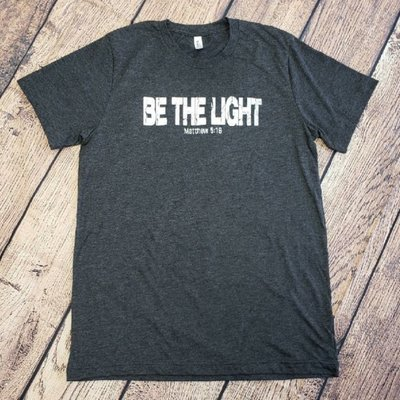 Be The Light Matthew 5:16 Tee