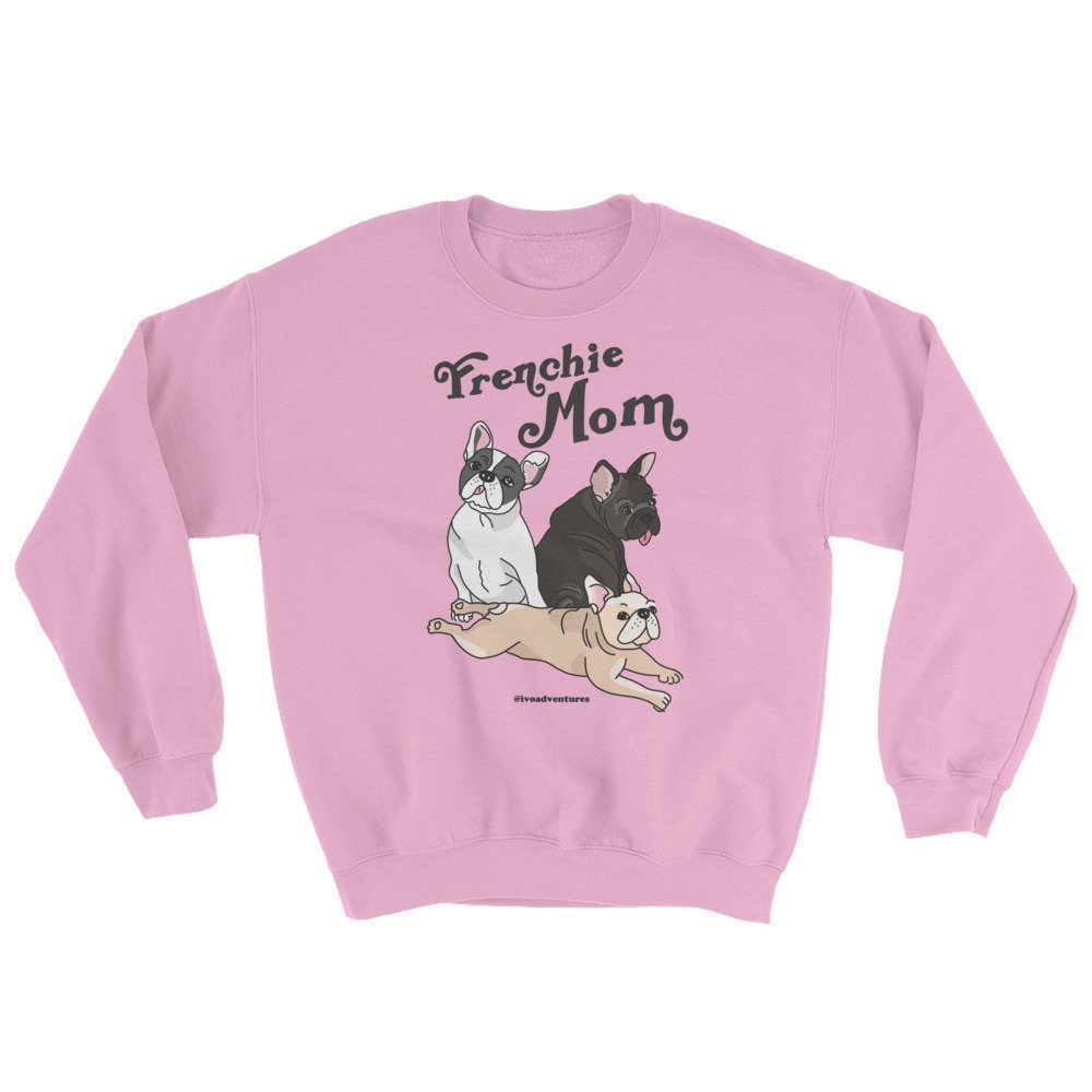 Frenchie Mom - Sweatshirt