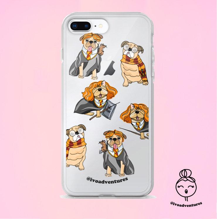 Harry Pugter Team - IVO - iPhone Case 6PLUS/7/8PLUS