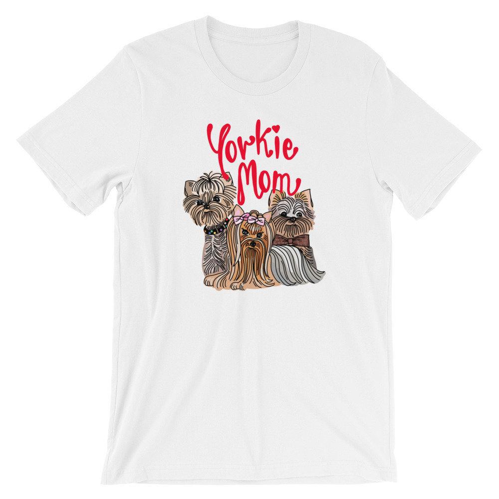 Yorkie Mom - Ivo Adventures - Tshirt