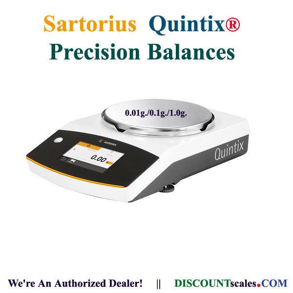 Sartorius® QUINTIX3102-1S Balance (3100g. x 0.01g.)