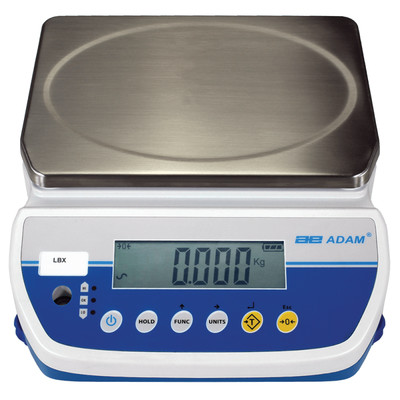 Adam Equipment® LBX 12 Latitude™ Compact Bench Scale  25 lb. x 0.005 lb.)