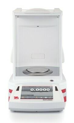 Ohaus® EX223/E Milligram Explorer™ Balance     (220g. x 1.0mg.)