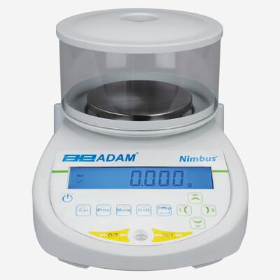 Adam Equipment® NBL 223e Nimbus™ Milligram Balance   (220g. x 1.0mg.)