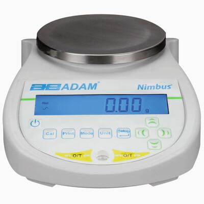Adam Equipment® NBL 2602e Nimbus™ Balance   (2600g. x 0.01g.)