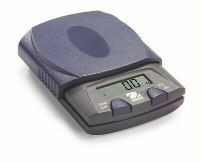 Ohaus® PS121 Pocket Balance   (120g. x 0.1g.)