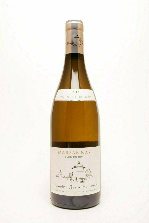 Domaine Jean Fournier Marsannay blanc  Clos du Roy 2017