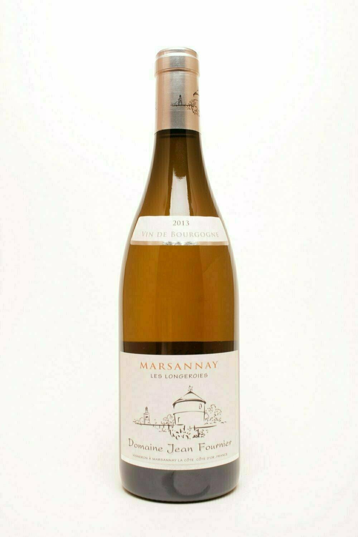 Domaine Jean Fournier Marsannay blanc Les Longeroies 2018