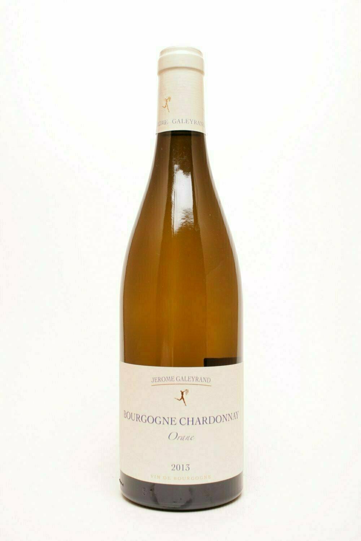 Domaine Jérôme Galeyrand Bourgogne Blanc  Orane 2013