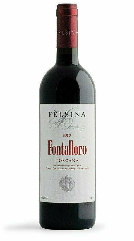 Fèlsina IGT Toscana Fontalloro 2015