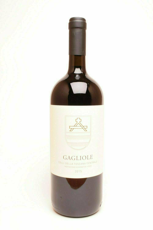 Gagliole Gagliole Colli della Toscana Centrale 2015 magnum