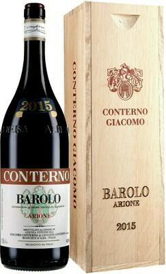 Giacomo Conterno Barolo Arione 2015  magnum  (OWC)