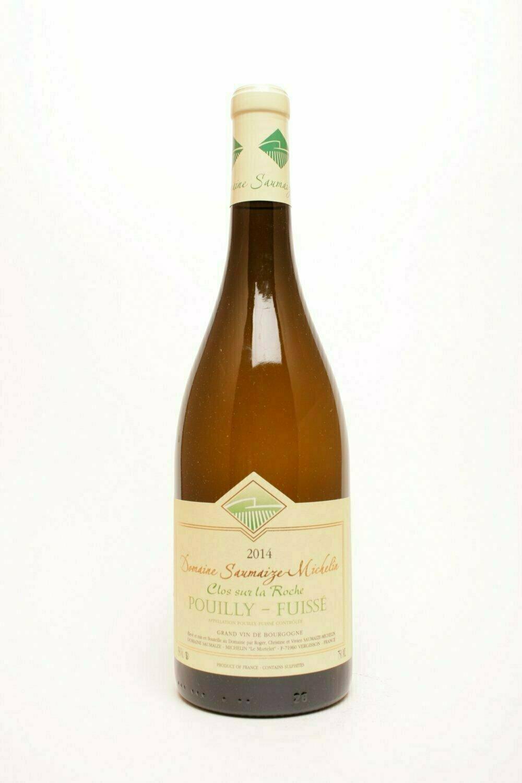 Domaine Saumaize-Michelin Pouilly-Fuissé Ampelopsis 2014