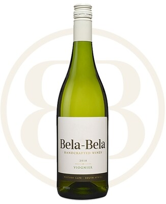 Bela Bela Western Cape Viognier  2018
