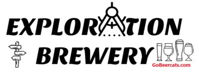 Exploration Brewery Sticker