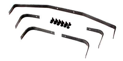 Brilliant RC 1/8th Carbon Body Stiffener Set