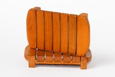 Wooden Soap Dish