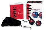 ZEN MEDITATION BALLS (book & 2 chiming meditation balls)