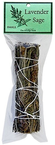 """Lavender Smudge 5""""L (Small)"""