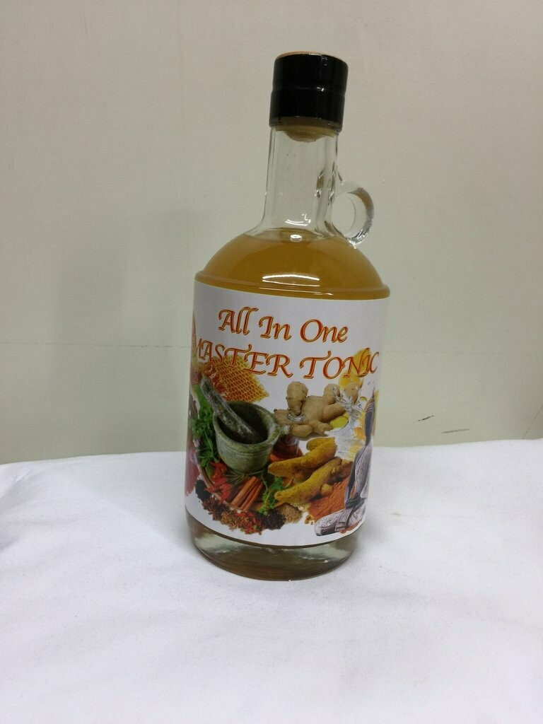 All-In-One Master Tonic   375 ml / 12.5  oz