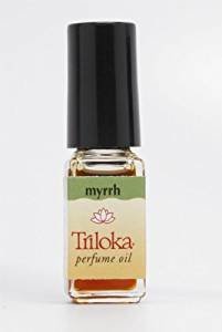 OIL, TRILOKA/PERFUME--MYRRH