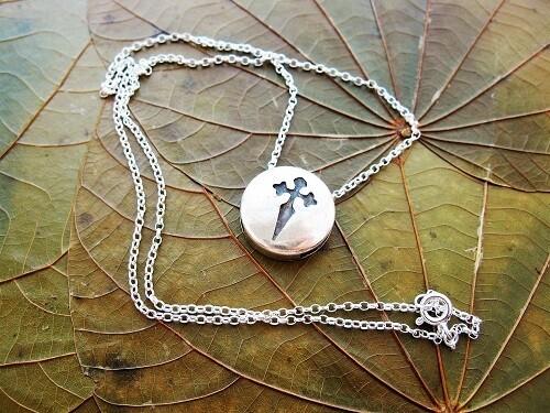 Camino jewellery necklace ~ breaking bad