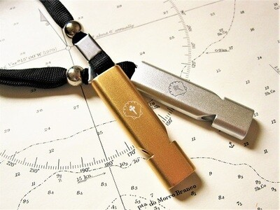 Travellers Cross Safety Whistle