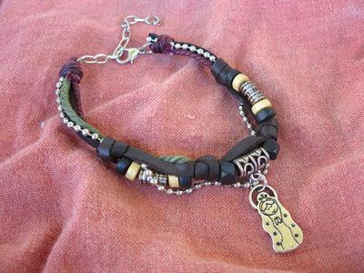 NaturalSoul protection bracelet ~ CUIDAME, bosque