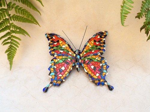 Spanish ceramic Butterfly figurine ~ Bella