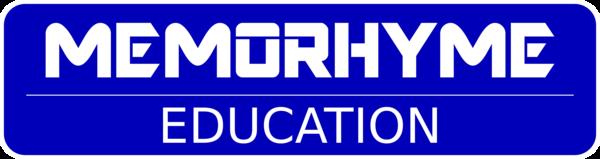 Memorhyme Education