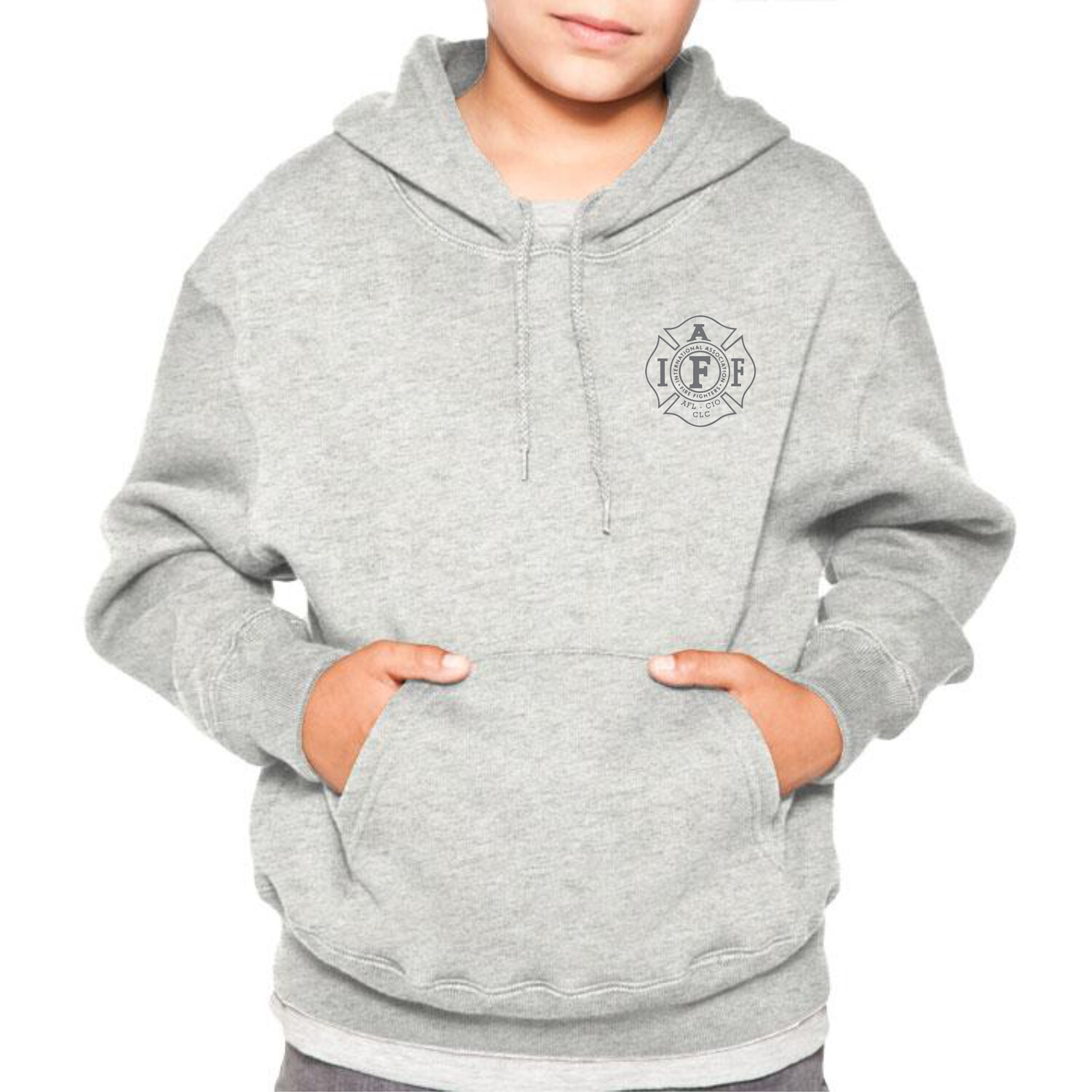 IAFF Local 2819 Pullover Sweatshirt (Youth)
