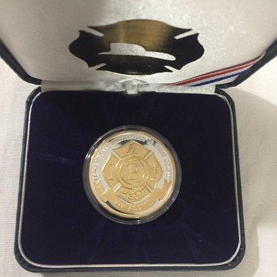 Gold/Silver Local 2819 Coin