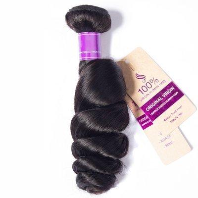 Loose Wave Human Virgin Hair 1pc Bundle