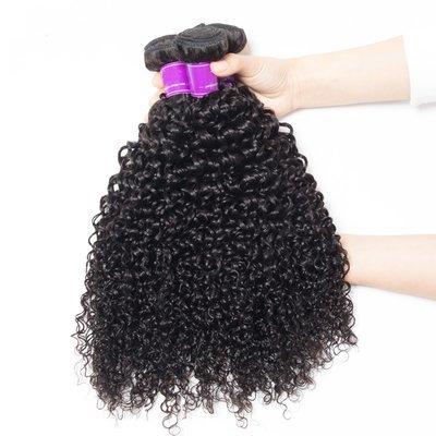 3PCS Mink Italian Curly Human Virgin Hair Bundles