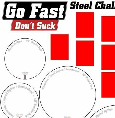 Steel Challenge Dry Fire - 8 Stage Kit