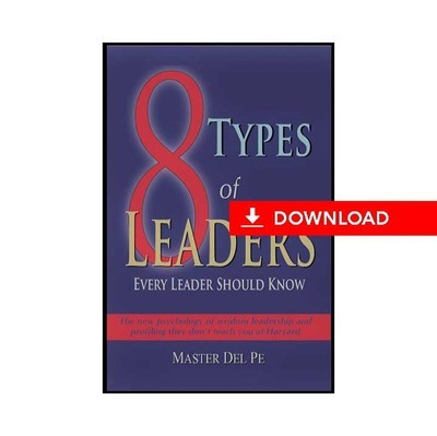 8 Types of Leaders Every Leader Should Know (download)