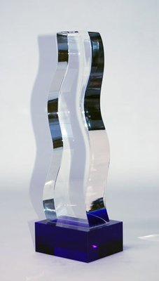 Best of Show Crystal Trophy