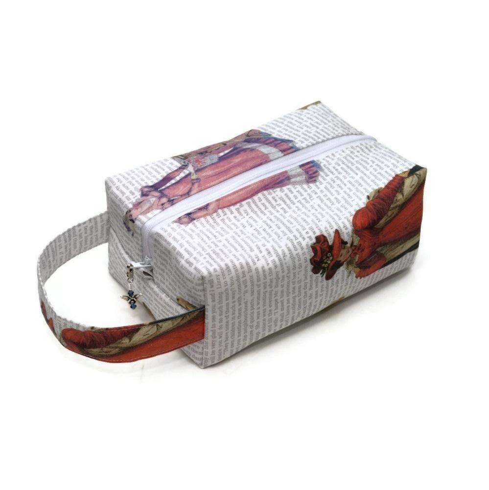 Jane Austen - Pride and Prejudice - Regular Box Bag